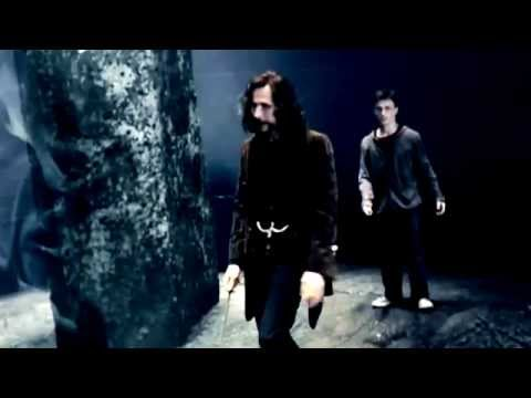 harry potter + sirius black | running up that hill