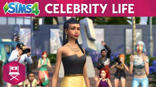 The Sims™ 4 Get Famous: Celebrity Life Trailer