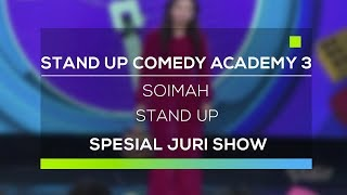 download lagu Stand Up Comedy Academy 3 : Soimah gratis