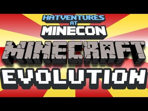Minecon Opening – Minecraft Evolution – Exclusive – 2MineCraft.com