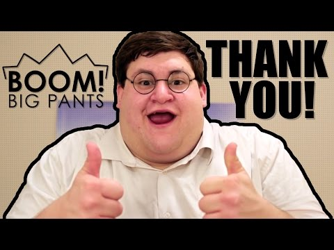 Thank You From The Real Life Peter Griffin | Boom! Big Pants video