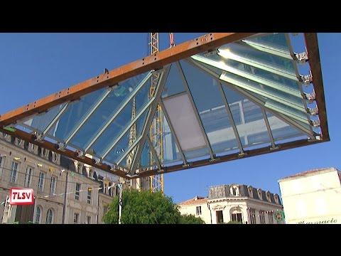 Luçon : le Bordeaux retrouve sa verrière