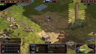 TsuyoFarmer's Adventure on Age of Empires Definitive Edition