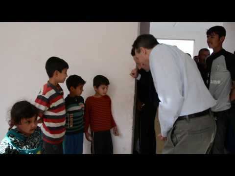 Iraq: ICRC president meets people displaced by Al Anbar violence