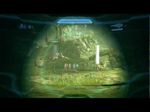 Halo 4: Secret Elite Snipers