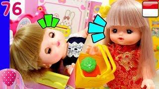 Mainan Boneka Eps 76 Sibuknya Supermarket Yuka - GoDuplo TV