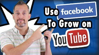 Facebook Posting Tips to grow your YouTube Channel - YouTube Algorithm Training