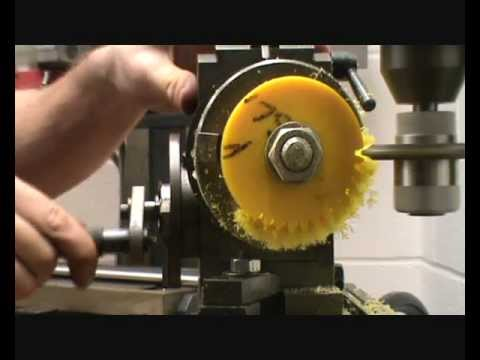 Metalwork-Making Gears