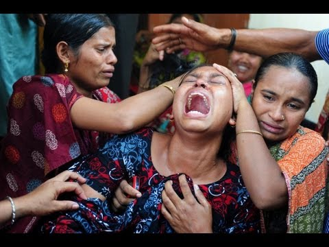 Bangladesh building collapse: More than 500 dead, 1,000 severely injured