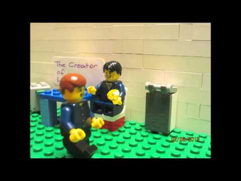 Lego Museum Movie Project