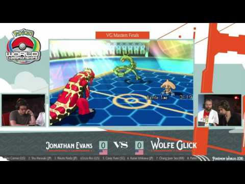 Pokemon World Championships 2016: Masters VG Finals