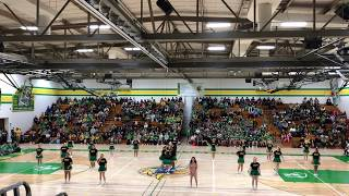 2018 Janesville Parker Homecoming Assembly