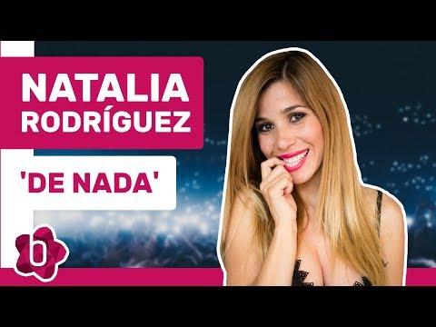 """Natalia Rodríguez: """"No hay programas en televisión que apuestan por la música"""""""