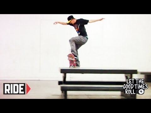 Chris Cole, Josh Kalis, Jamie Thomas and more Skate Black Box - LET THE GOOD TIMES ROLL