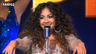 Jessica Mauboy Group Performance: The Sapphires Medley - The X Factor Australia, Episode 20