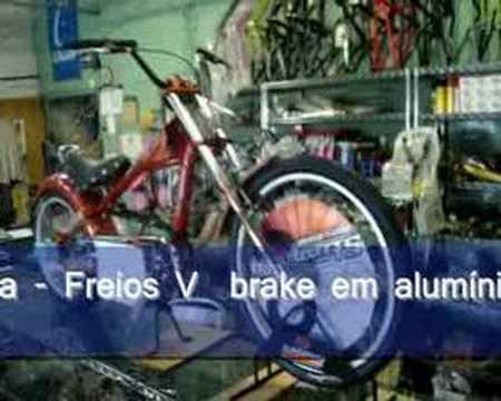 Bike Chopper - Schwinn Sting Ray