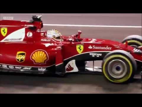 2015 Abu Dhabi - Pre-Qualifying: The 2015 BBC Sport F1 Awards