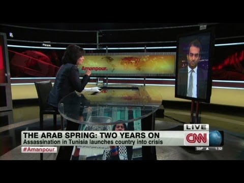 Arab Spring two years later