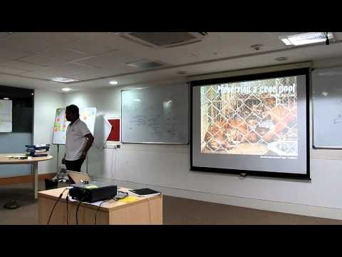 Pecha Kucha - Sumeet Moghe (TWU 23): The terrible truth about Tiger Farms