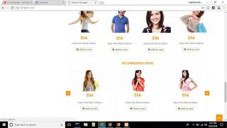 ecommerce project by laravel 5.6