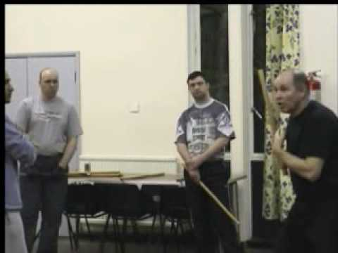 Modern Arnis Disarm from De-Fanging The Snake by Dan Anderso Image 1