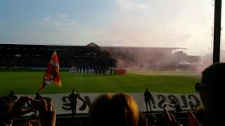 Go Ahead Eagles - De Graafschap Playoff 19-05- 2016