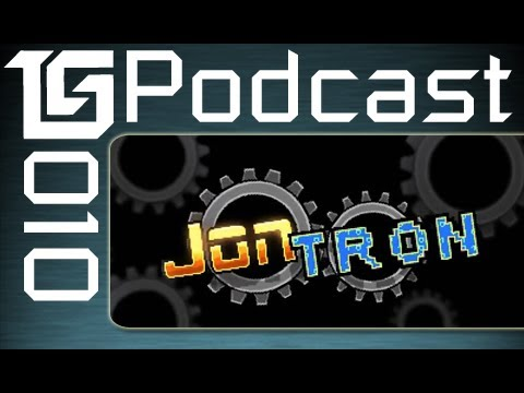 TGS Podcast - #10 ft JONTRON, hosted by TB, Dodger & Jesse!