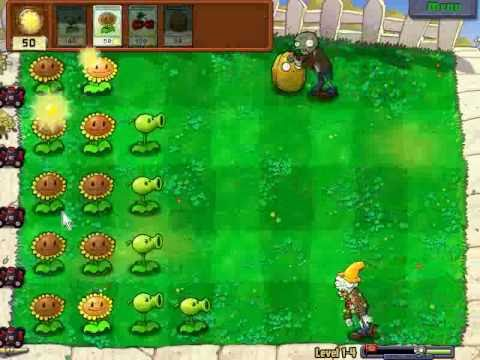 Plants vs Zombies Part 1