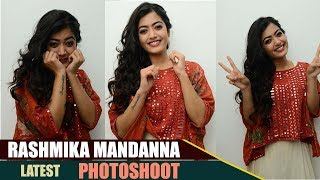 Rashmika Mandanna New Latest Photo's 2017 | | |