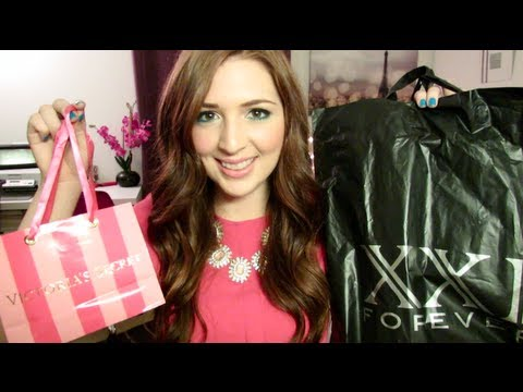 Huge Spring Haul (Forever 21, Victoria Secret + More)