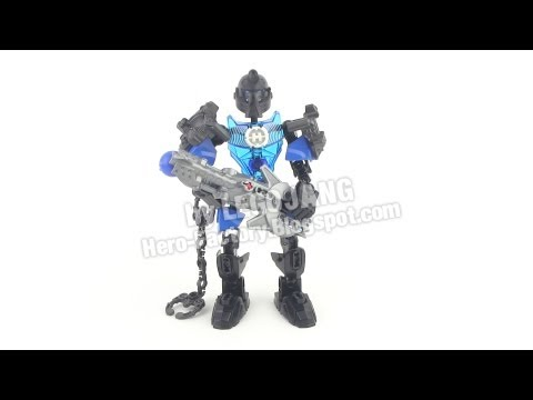 Hero Factory Stringer review (Breakout wave 2)