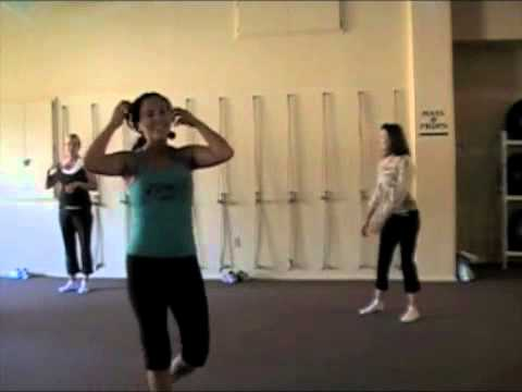 Zumba Basic Lesson 1 Part 1 video