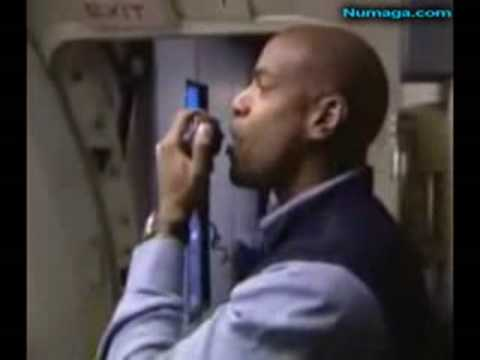 FUNNY STEWARD SOUTHWEST AIRLINES RAPPING SAFETY INFORMATION