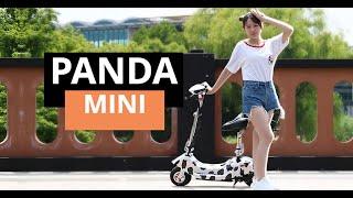 Đi thử Xe điện gấp mini E-SCOOTER giá siêu rẻ | O96.441.7385 | FB.com/PANDA.eScooter