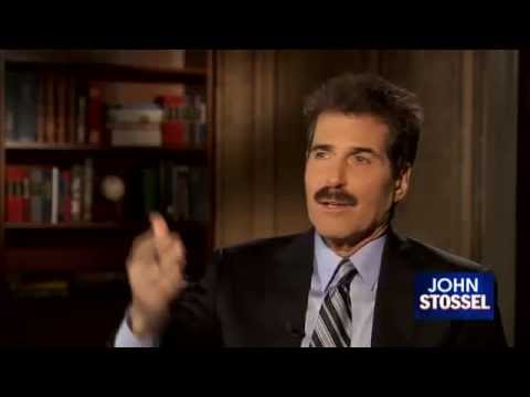 John Stossel - No They Can't: Why Governments Fail But Individuals Succeed (Full Episode) 4/6/12