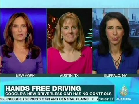 Hands-Free Driving - Google's New Self-Driving Cars