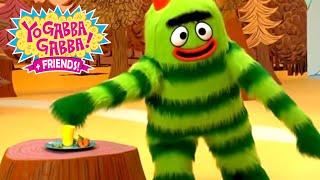 Yo Gabba Gabba! Full Episodes HD - Party in my Tummy | Family Fun | Kids Shows | Kids Songs