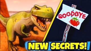 NEW SEASON 5 EASTER EGGS & SECRETS in Fortnite: Battle Royale! (SEASON 5 MAP CHANGES & SECRETS)