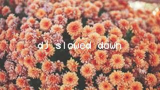 John Mayer - New Light (slowed down)