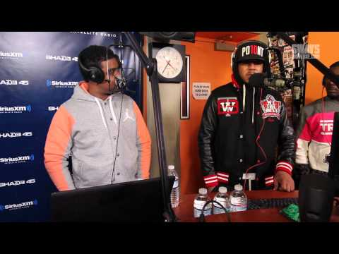 Vado Talks Hall of Fame Harlem, Sinatra Mixtape and Freestyles LIVE!