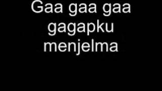 Stacy-Gagap with lyrics