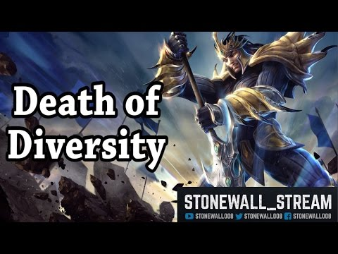 Save The Jungle - Diversity Is Dead video