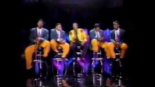 Boyz II Men Video - Boyz II Men - Uhh Ahh and Please Don't Go - Arsenio Hall 1991
