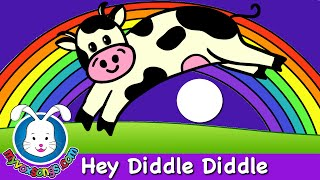 Hey Diddle Diddle | Nursery Rhymes for kids