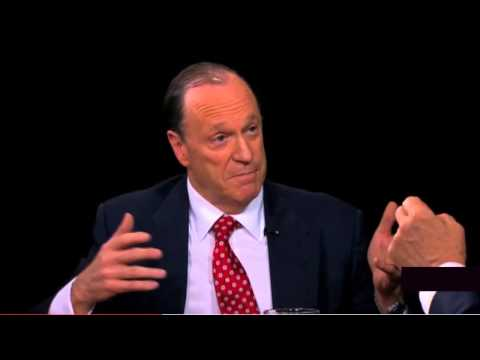 Charlie Rose 1 of 2 w/ Stephen Brill Interview Time Magazine