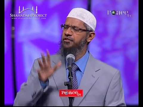 Hq: Peace Conference 2009 - Women's Rights In Islam By Dr. Zakir Naik - Part 3 21 video