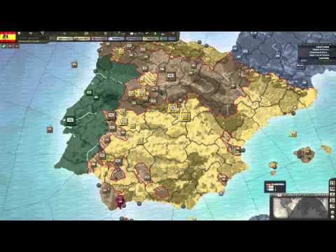 Hearts of Iron 3: 1936-1945 Observer Game Part 1