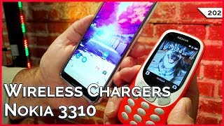 G Suite Tips! Wireless Charger Help, Nokia 3310 Review, Bulk Inkjet Printers!