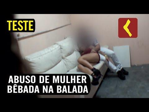 TESTE DO ABUSO DE MULHER BÊBADA NA BALADA thumbnail