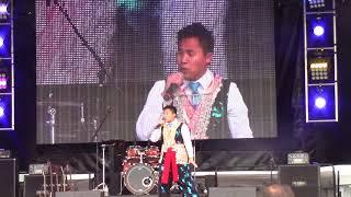 Fresno Hmong New Year 2018-Gary Vang: Singing Contestant